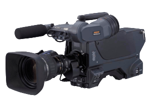 The Sony HDC 1500 SMPTE fiber camera is a production camera used for sports production or entertainment productions. The camera channel together with the basestation CCU HDCU 1500 is now fir hire at Broadcast Rental.