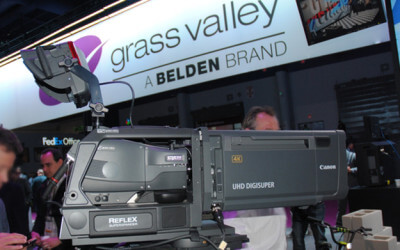 Broadcast Rental invests in Grass Valley LDX XstremeSpeed camera
