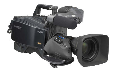 Broadcast Rental Invest in Sony HDC 3300 Super Slomo Camera System