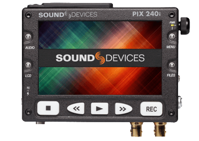 SoundDevices Pix240i