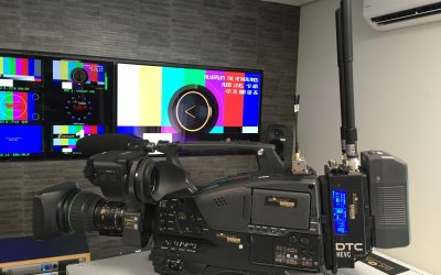 Broadcast Rental selects DTC AEON TX for wireless 4K/UHD program